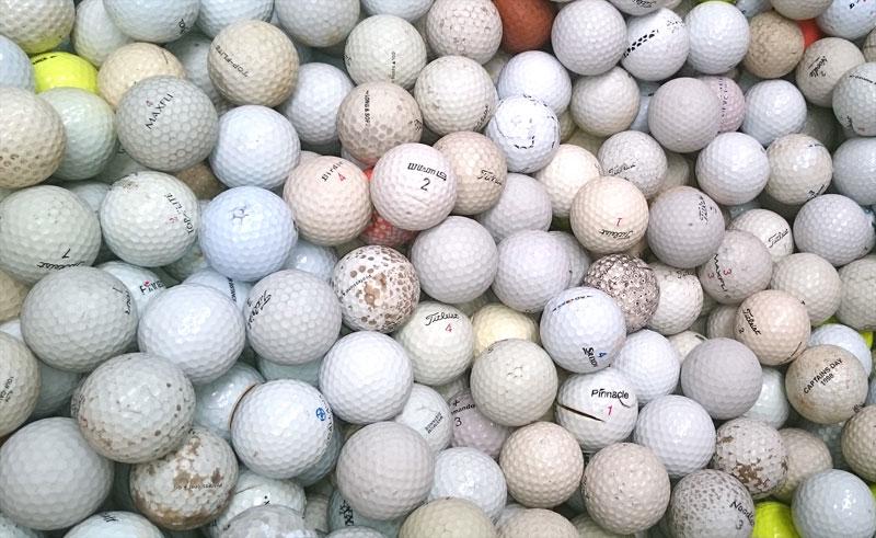 Golf Ball Grading Guide, Grading Guide Golf Balls  Used Golf