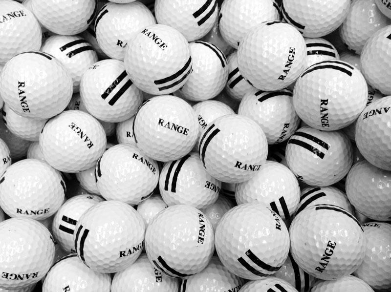 Used Recycled Range Balls Sale Range Golf Balls Used Golf Balls