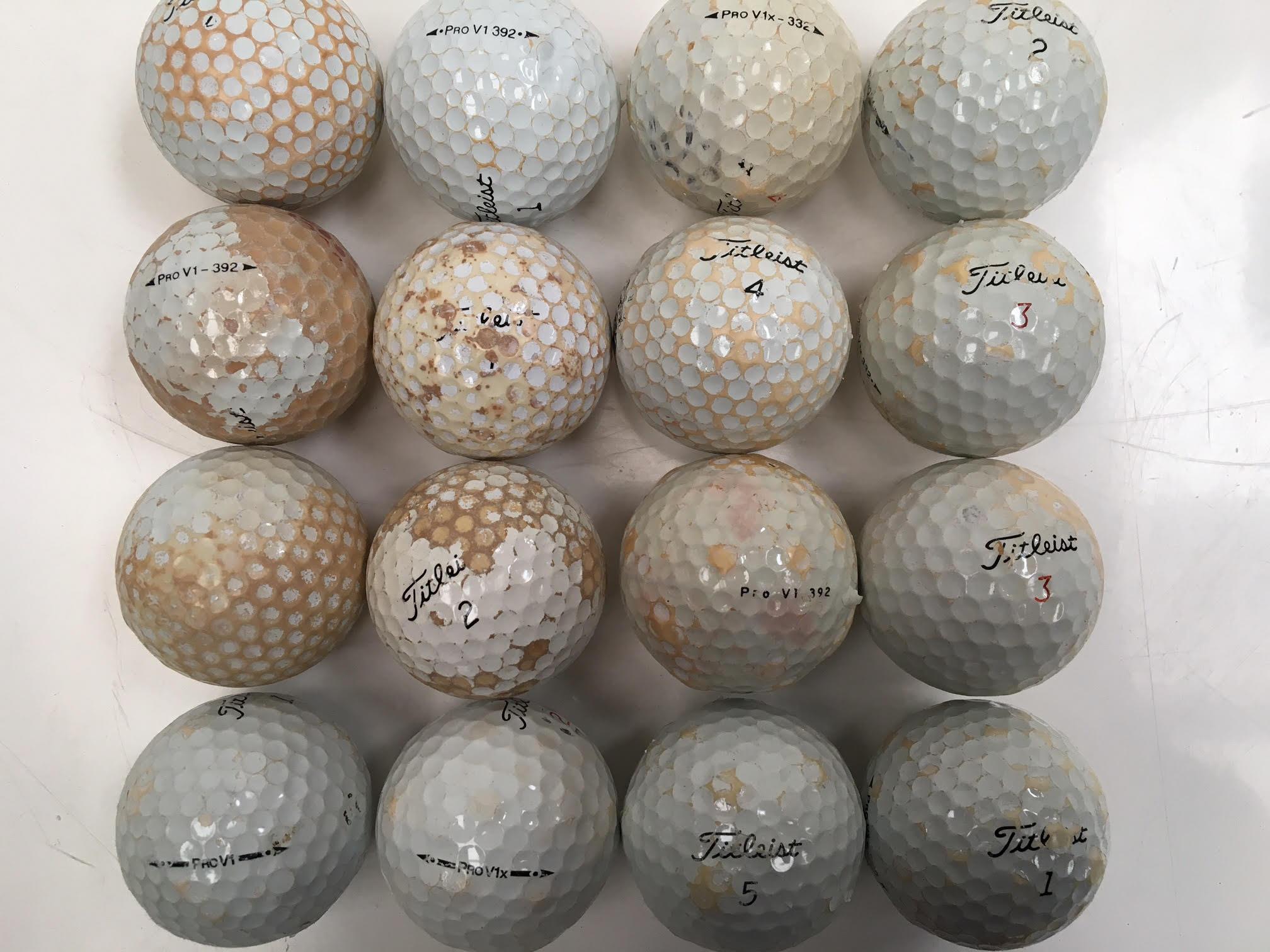 Titleist Pro V1 Rejected Golf Balls Golf Balls Used Golf Balls