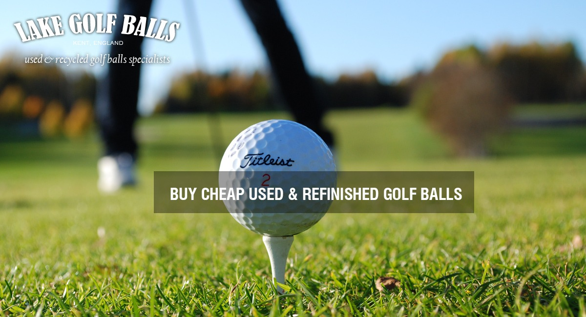 Winter Sale Now On Grab Cheap Discounted Used Golf Balls By Titleist Srixon Callaway Taylormade Bridgestone And Nike